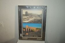 PUZZLE TIME COLISEE ROME 1000 PCS  NEUF VINTAGE CLEMENTONI COLOSSEO ROMA