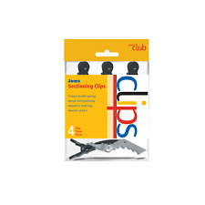 Product Club Jaws Sectioning Clips, 4 Pack