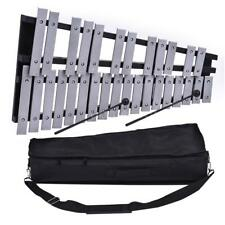 Hot 30 Note Glockenspiel Xylophone Vibraphone+Mallets Bag Gift+Free Ship C1K6