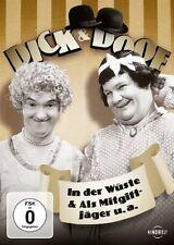 DVD * DICK & DOOF - IN DER WÜSTE & ALS MITGIFTJÄGER U.A.  # NEU OVP /