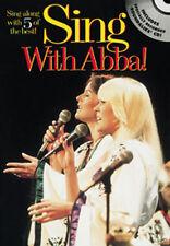 ABBA Singers Learn to Sing Mamma Mia Audition Karaoke MLC Music Book