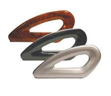 Golf Cart Seat rails Covers (Carbon Fiber). E-Z-GO G&E RXV (N)