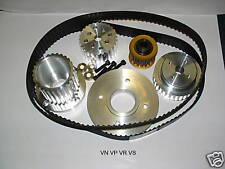 HOLDEN V8 POWER STEERING & AIR CON. GILMER BELT DRIVE KIT...NEW