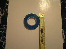 """Splicing tape for 1/4"""" audio tape. 1 new roll 82' long!!! Tape color is blue"""