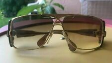 CAZAL 955 AUTHENTIC VINTAGE SUNGLASSES HANDMADE IN GERMANY. 80s . NEW GOLD FRAME