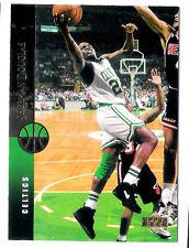 Sherman Douglas 1994 Upper Deck Boston Celtics insert Basketball Card no.71