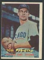 1957 Topps #235 Tom Poholsky EX/EX+ Cubs 20022