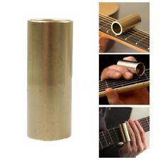 60mm Brass Guitar Bass Bruce Finger Knuckle Slides Parts Musical Accessories New