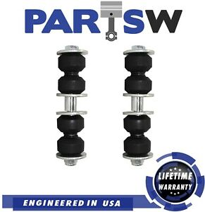 2 New K6600 Sway Bar Link For Cavalier Sonoma S10 Jimmy Blazer 95-04