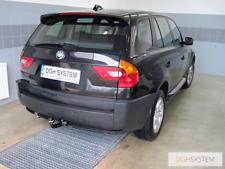 BMW X3 E83 04-10 Gancio di traino estraibile WESTFALIA + kit el. 7 poli