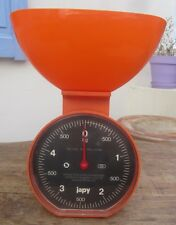 ANCIENNE BALANCE ORANGE VINTAGE JAPY