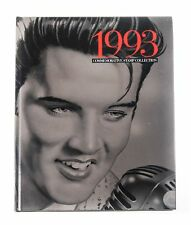 1993 USPS Commemorative Stamp Collection Feat. Elvis w/Stamps #117062 X