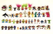 """51 Miniature Figures"" Vintage Mixed Lot"
