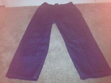 Wrangler Blue Denim Jeans Sz Misses 14 Pants