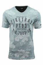 Cotton V Neck Graphic T-Shirts for Men