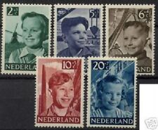 NVPH 573-77 Kinderzegels 1951 Postfris