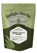 Organic Triphala Powder - 500g - Indigo Herbs