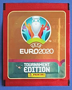 Panini UEFA EURO 2020 Tournament Edition Orange DE Lidl Rot Tüte / Packet