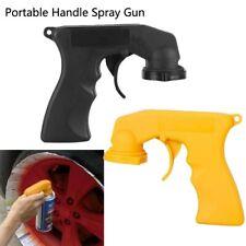 Portable Paint Care Aerosol Spray Gun Handle Can Full Grip Trigger Hand Tool Set