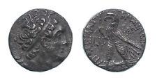 ptolemy viii euergetes ii AR tetradrachm-salamis-LΛΓ