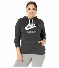 Nike® Long Sleeve Gym Vintage Hoodie Plus