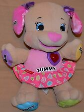 """14"""" Toddler And Baby Learning Teaching Singing Electronic Interactive Plush Toys"""