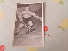 Original Vic Kreklewitz Harringay RACERS 1950's Ice Hockey Player Photo