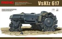 Meng Model 1/35 SS-001 VsKfz 617 Minenraumer NEW