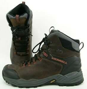 Merrell Phaserbound 8 Zip Waterproof Mens Work Boots US 12 M