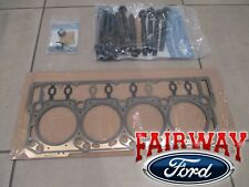 08 thru 10 Super Duty OEM Ford 6.4 Powerstroke Diesel Head Gasket Kit w/ Bolts