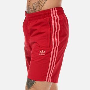 adidas Originals 3S Mens Swim Shorts Swimming Gym Beach Pool Water Size S-XL NEW