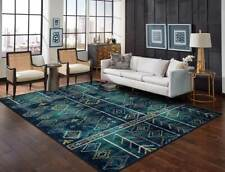 Modern Area Rugs 8x10 Living Room Rugs 8x11 MultiColor Floor Carpet 5x7