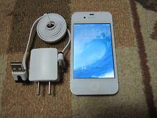 Apple iPhone 4 - 32GB - White (Unlocked) A1332 (GSM)