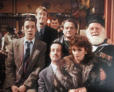 More details for david jason signed 8x10 inch only fools and horses photo del boy