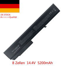 8 Cell Battery for HP Compaq EliteBook 8530P 8530W 8540P 8540W 8730P 8730W 8740W