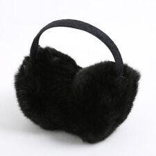 Winter Womens Girl Classic Ear Cover Plush Fuzzy Faux Fur Warm Big Earmuff