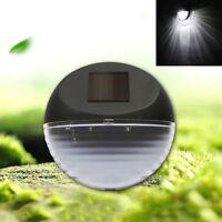 Fj- Super Luminoso LED Energia Solare Porta Recinto Parete Giardino Esterno Luce
