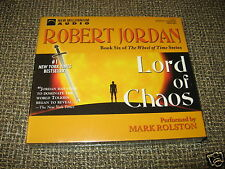 Lord Of Chaos by Robert Jordan - Audio CD Set - Book 6 of The Wheel Of Time