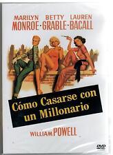 Como casarse con un millonario (DVD Nuevo)