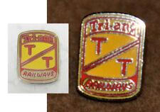 Triang Tri-ang TT Enamel Lapel Pin (LP047)