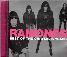 CD - RAMONES - Best of the chrysalis years