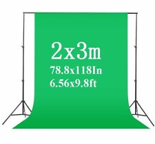 Green Screen Photography Background Backdrop Photo Studio Chroma Key White Black