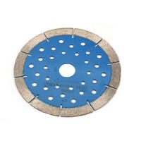 "5 Inch Diamond Cutting Disc Saw Blade Wheel for Ceramic Angle Grinder 4/5"" Hole"