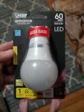 Feit Electric® - 8.8W GU24 A19 Dimmable LED Light Bulb - #BPOM60DM930CAGU