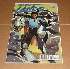 2015 Marvel Star Wars Lando #1 Leinil Francis Yu 1:25 Variant Edition 1st Print