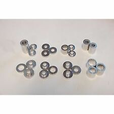 Wheels Manufacturing Rear hub drift set 23 pc for use with the Consumer bearing
