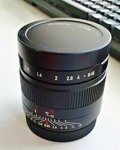 7artisans 35mm f0.95 Fast Prime Lens - Sony E APS-C A6500 A6400 A6300 A6600