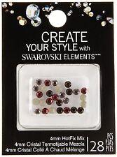 Create Your Style Swarovski Elements 4mm HotFix Mix - Trellis - 28 pieces