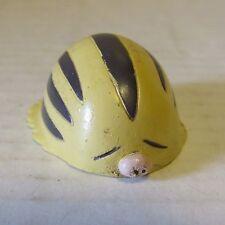 """Authentic W1 Pokemon Figure Clear 1.5"""" Swinub Catch Them All Nintendo Tomy"""