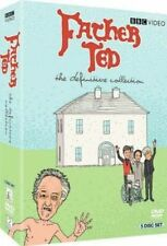 Father Ted The Definitive Collection (DVD, 2008, 5-Disc Set) NEW